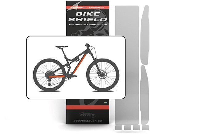 KIT BIKESHIELD STANDARD MATE