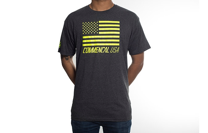 CAMISETA COMMENCAL USA