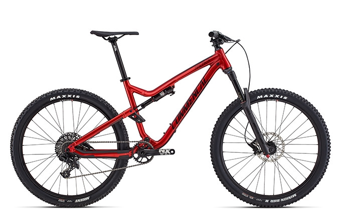META TRAIL V4.2 ORIGIN 650B RED 2017