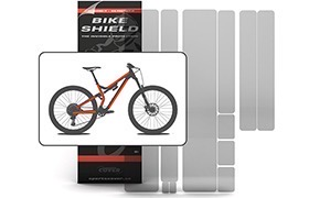 KIT BIKESHIELD PREMIUM MATE