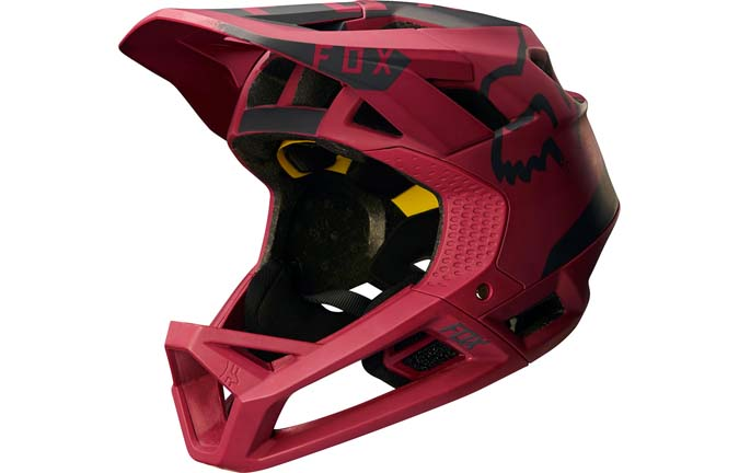 CASCO FOX PROFRAME DARK RED