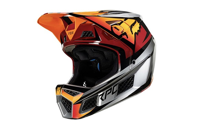 CASCO FOX RAMPAGE PRO CARBON ICED 2019