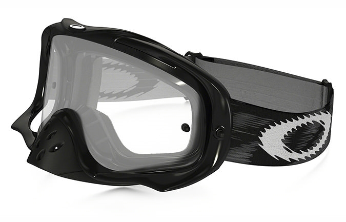 MASCARA OAKLEY CROWBAR MX JET NEGRA SPEED