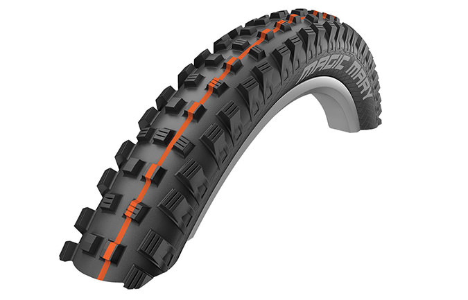 SCHWALBE MAGIC MARY 29 X 2.35 SNAKESKIN TL EASY ADDIX SOFT