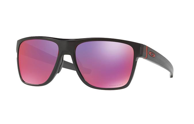 GAFAS DE SOL OAKLEY CROSSRANGE XL BLACK INK/PRIZM ROAD