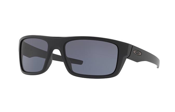 GAFAS DE SOL OAKLEY DROP POINT MATTE BLACK/GREY