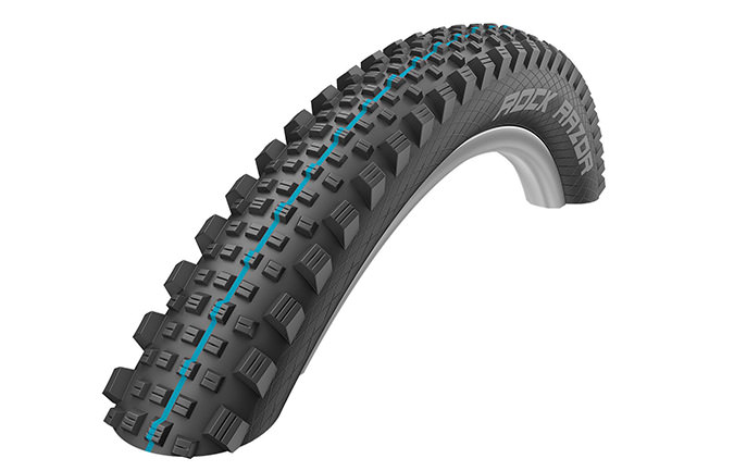 SCHWALBE ROCK RAZOR 29 x 2.35 SNAKESKIN TL EASY ADDIX SPEED GRIP