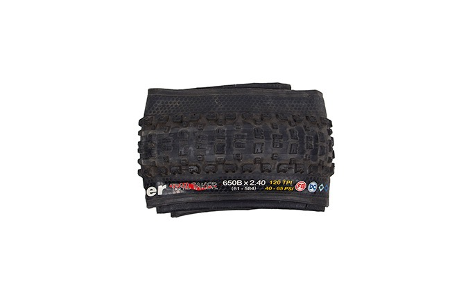 "CUBIERTA VEE TIRE CO RUBBER TRAIL TAKER 2.40 27,5"" PROTYPE"