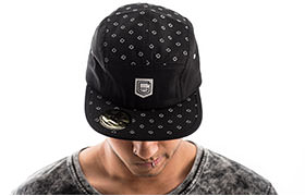 GORRA FIVE PANEL COMMENCAL 2018
