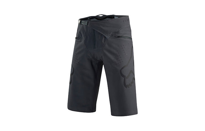 SHORT FOX FLEXAIR BLACK
