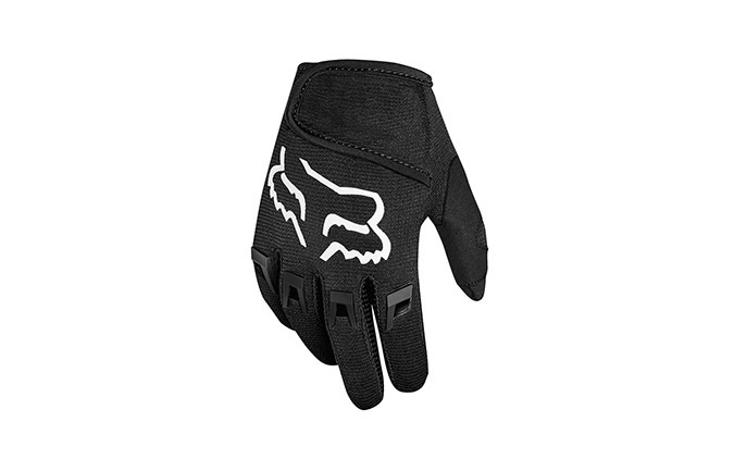 GUANTES FOX KID DIRTPAW BLACK