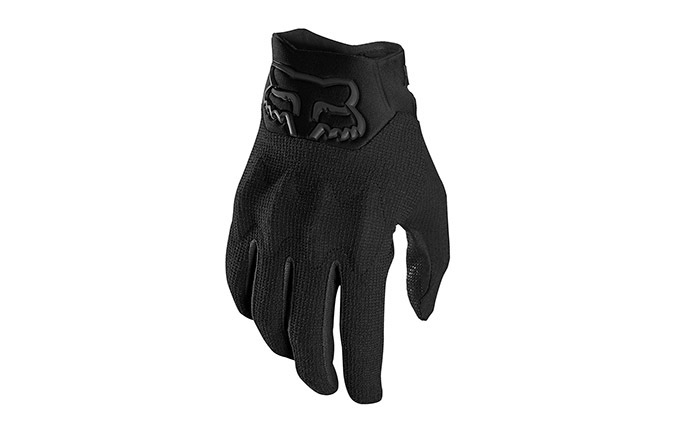 GUANTES FOX DEFEND D30 BLACK