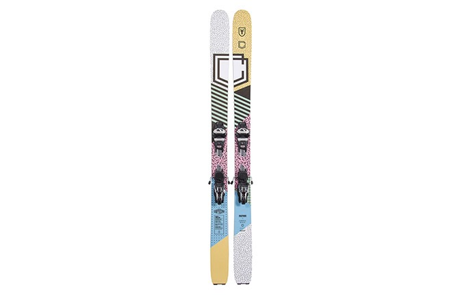 SKIS COMMENCAL SUPREME 182 + FIXATIONS MARKER GRIFFON 13 TCX DEMO