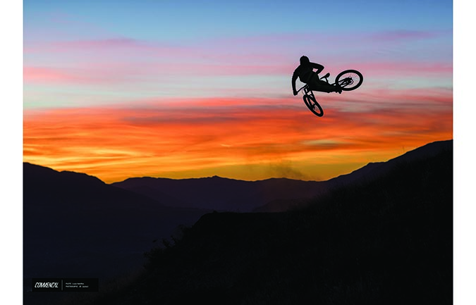 FOTO ALTA CALIDAD : LOUIS HAMILTON - QUEENSTOWN SUNSET