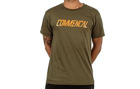 CAMISETA CORPORATE MILITARY GREEN 2018