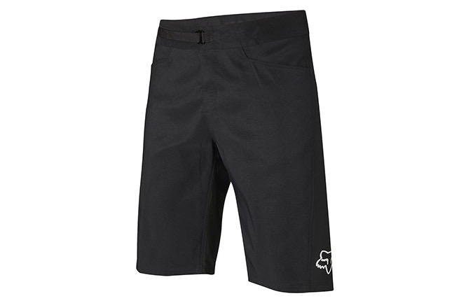 FOX RANGER SHORTS BLACK 2019