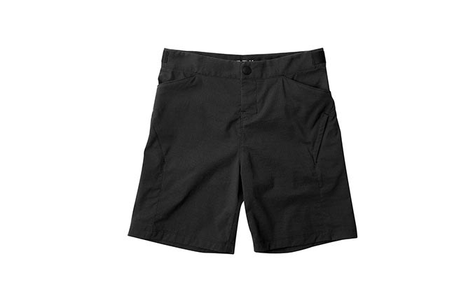 SHORT FOX RANGER NIÑO BLACK