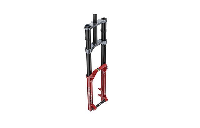 HORQUILLA ROCKSHOX BOXXER WORLD CUP DEBONAIR 200MM 27.5 RED 2019