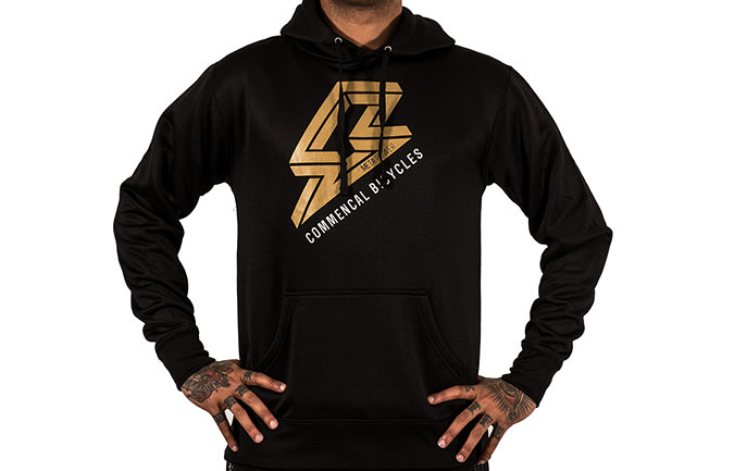 SUDADERA POWER BLACK