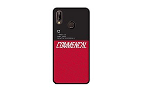 CARCASA COMMENCAL HUAWEI P20 LITE RED 2019