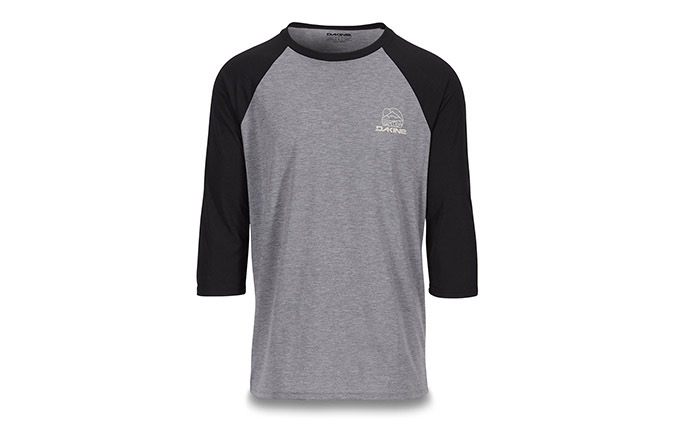 CAMISETA MANGAS 3/4 DAKINE WELL ROUNDED RAGLAN TECH T 2019