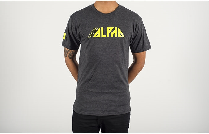 CAMISETA RIDE ALPHA