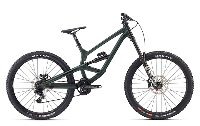 FURIOUS ESSENTIAL 650B GREEN 2018