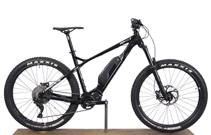 META HT POWER RACE 650B+ 2017 (L)