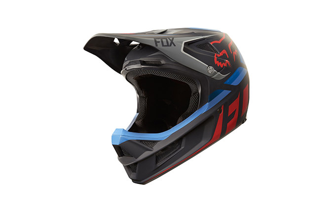 CASCO FOX RAMPAGE PRO CARBON BLACK/RED
