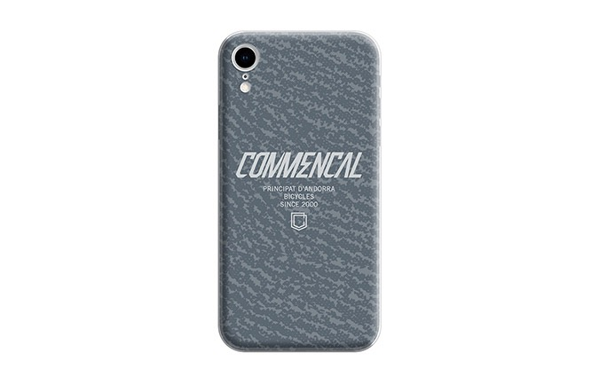 CARCASA COMMENCAL IPHONE XR GRISE 2019