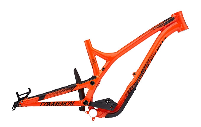 CUADRO SUPREME DH V4.2 650B ORANGE 2017