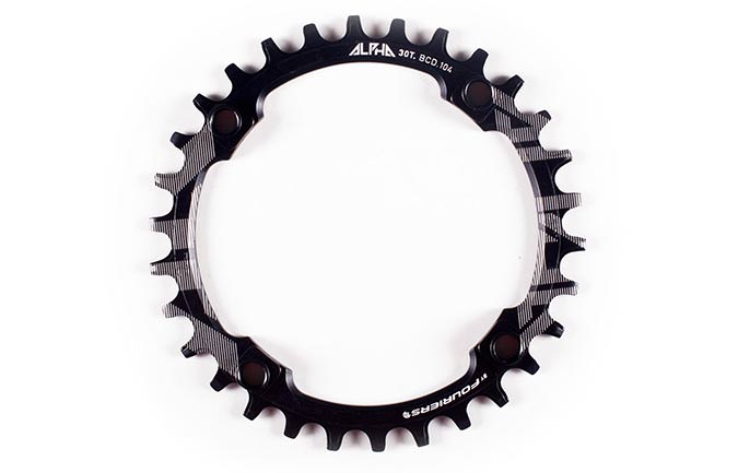 PLATO DE 30 NARROW WIDE RIDE ALPHA