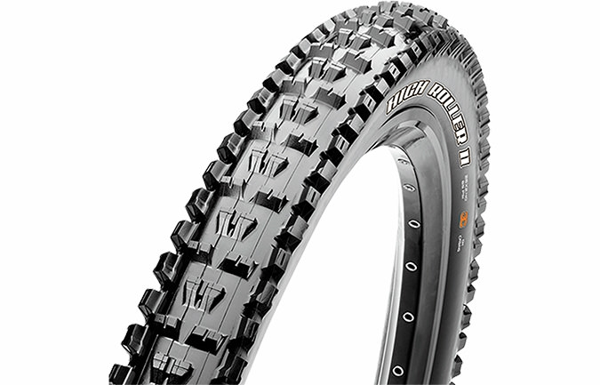 "MAXXIS HIGH ROLLER II 27,5"" x 2,40"" EXO DUAL COMPOUND"