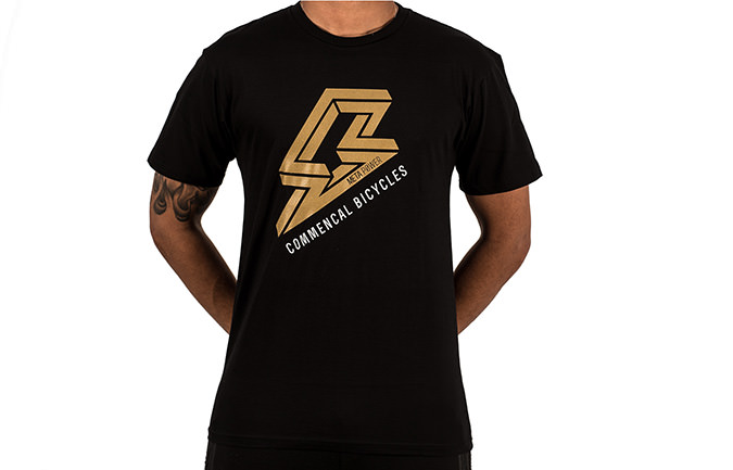 CAMISETA POWER BLACK