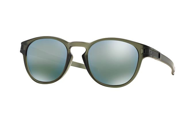 GAFAS DE SOL OAKLEY LATCH MATTE OLIVE INK/EMERALD IRIDIUM