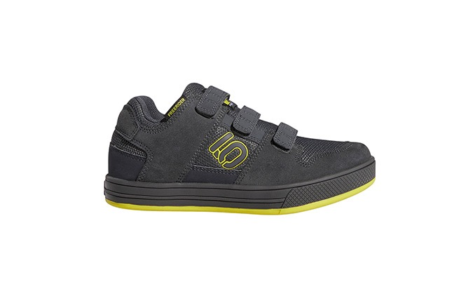 FIVE TEN FREERIDER KIDS VCS  GRIS/NEGRO/AMARILLO 2019